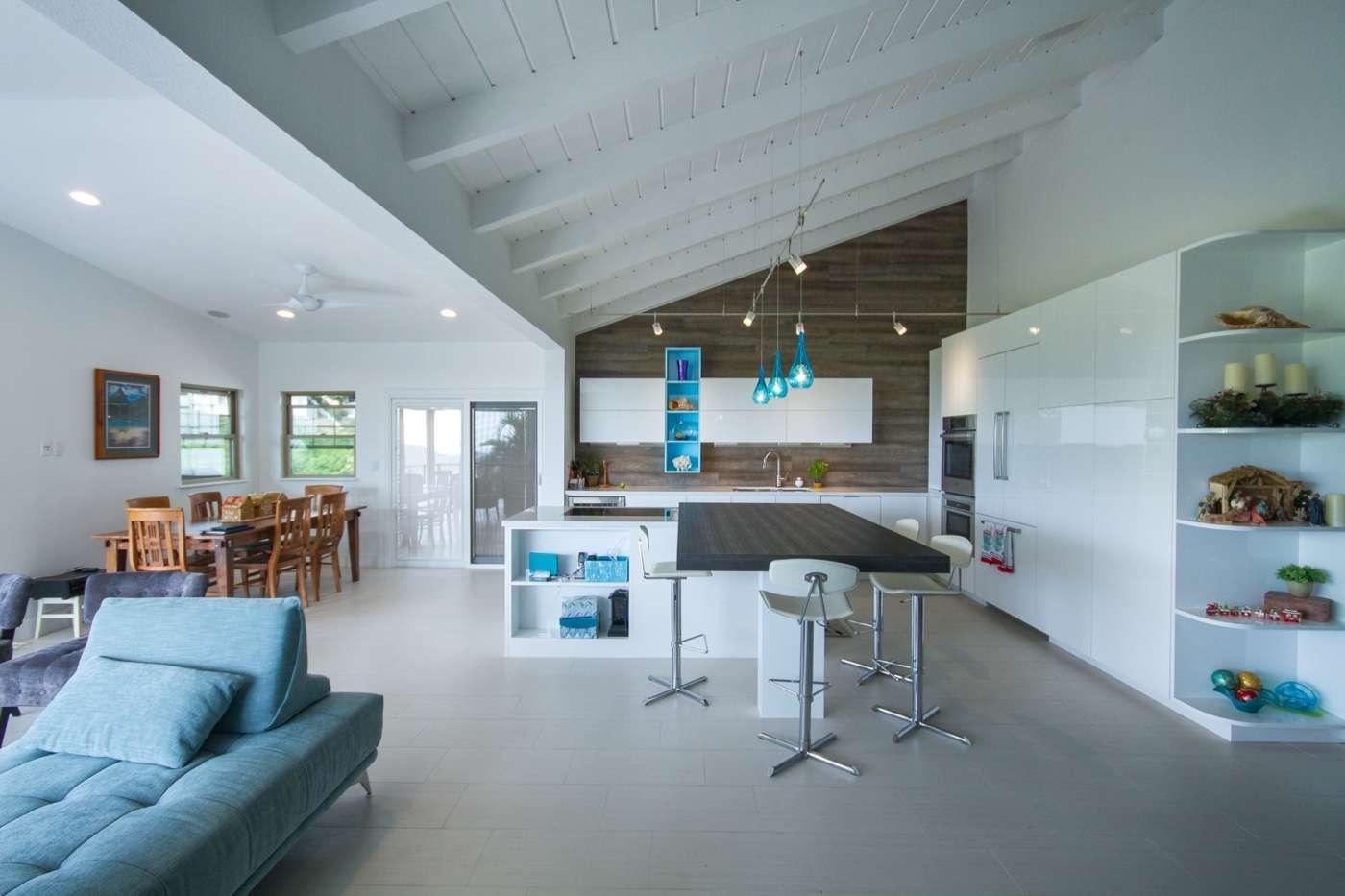 Graves Residence   Honolulu Kitchen Design